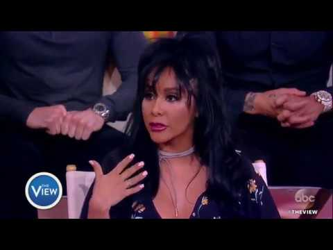 The Cast of 'Jersey Shore' Talk Their TV Comeback | The View