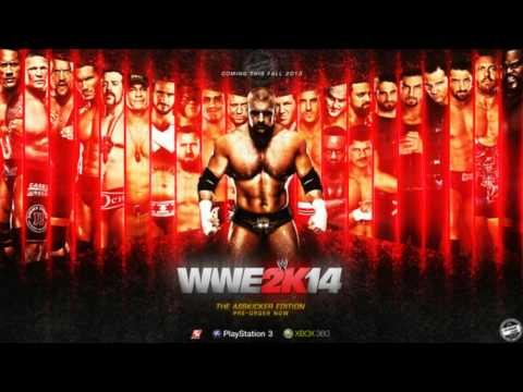WWE 2K14 Custom Music - Spiritual Chant