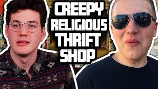 We Went to The Creepiest Religious Thrift Shop in South Dakota | Story