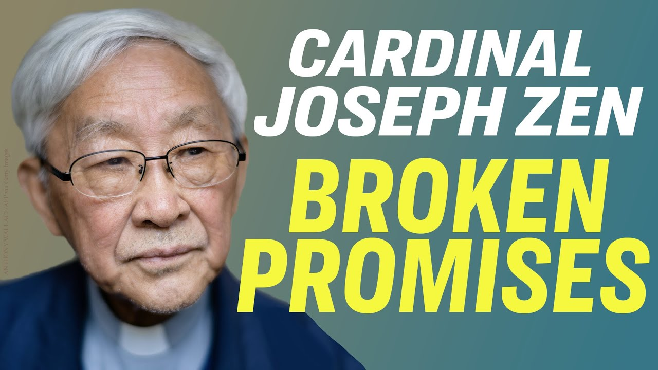 "Spiritual ""Slavery"" in China: Will Hong Kong Be Next?—Cardinal Zen 