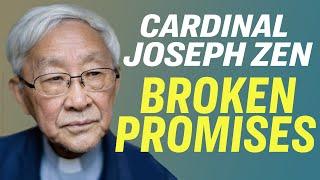 "Spiritual ""Slavery"" in China: Will Hong Kong Be Next?—Cardinal Zen | American Thought Leaders"
