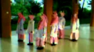LATIHAN KAWAD KAKI PUTERI ISLAM SKDS 2012
