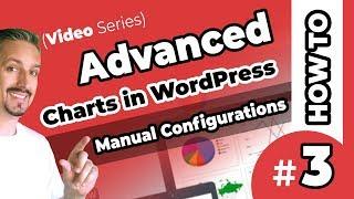 Діаграми в WordPress - керівництво конфігурацій [відео #3]