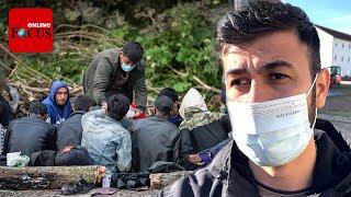 Deutschlands neuer Flüchtlings-Hotspot: Pawel berichtet, wie er aus dem Irak über Polen hierher kam