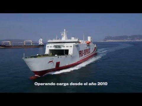 Nueva línea Motril - Tanger Med