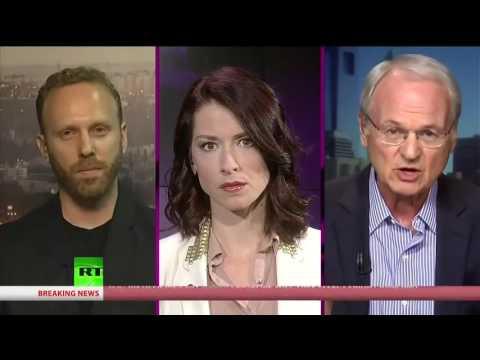 Two Jewish Voices Fiercely Debate Gaza War: ZOA Pres Morton Klein vs Max Blumenthal
