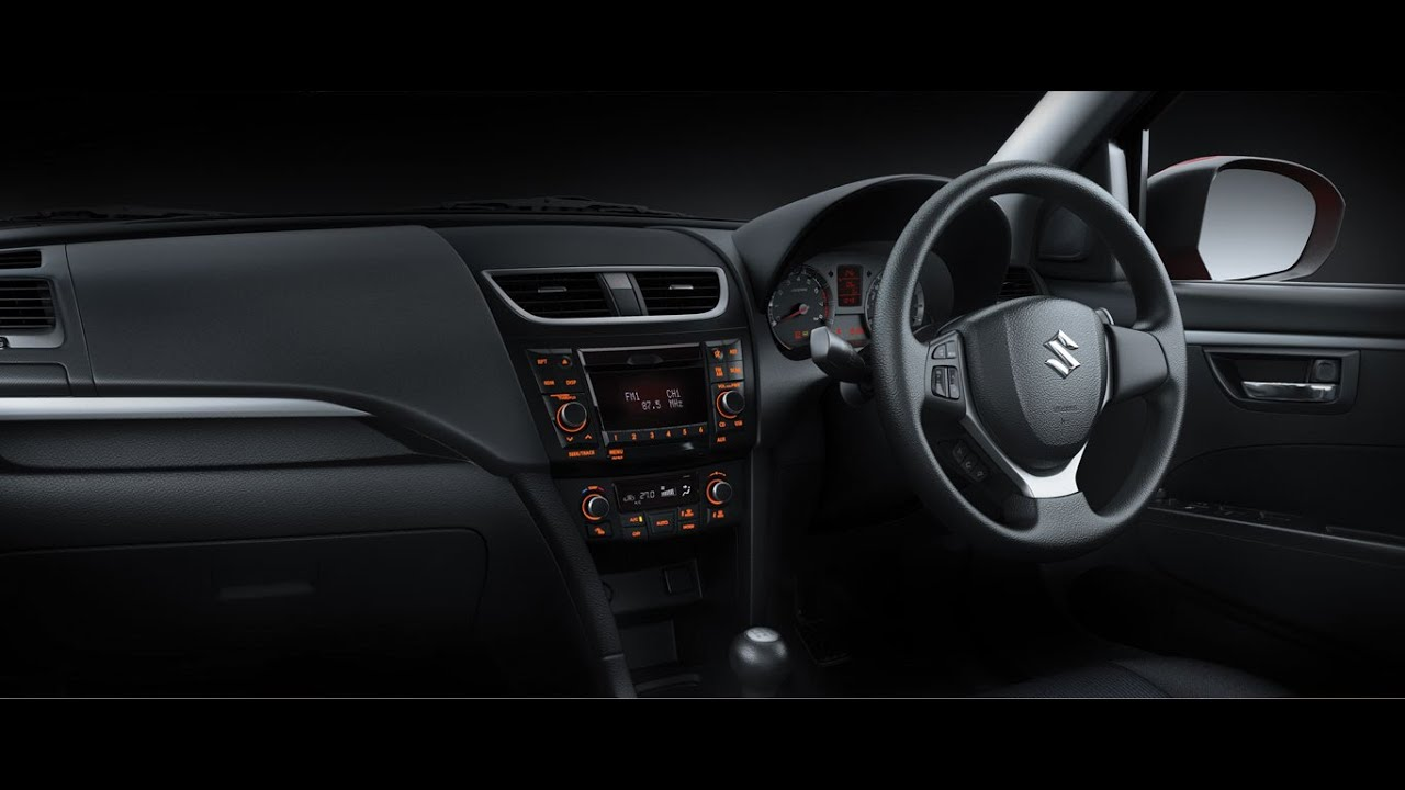 Maruti Suzuki Swift Zxi Interior