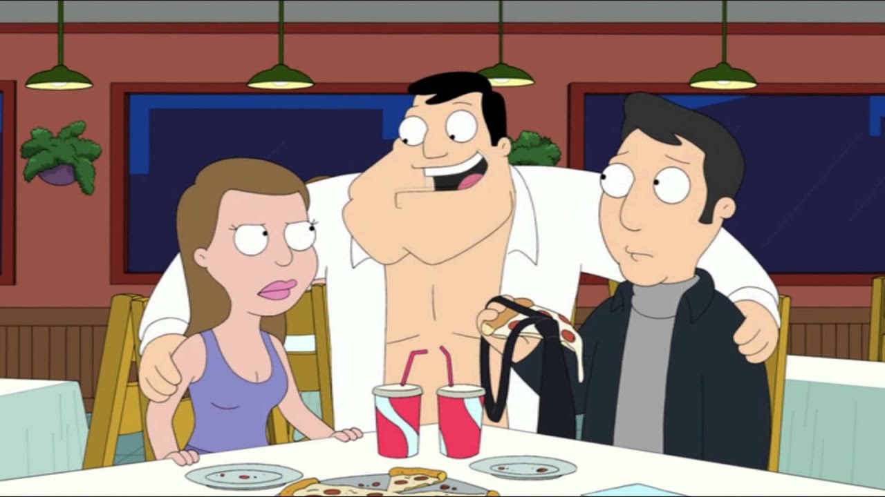 American Dad - Taking Care Of Business - YouTube