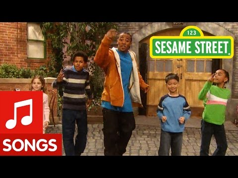 Sesame Street: Forward Backward Dance