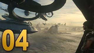 Advanced Warfare Walkthrough - Mission 4 - FISSION (Call of Duty Campaign Let