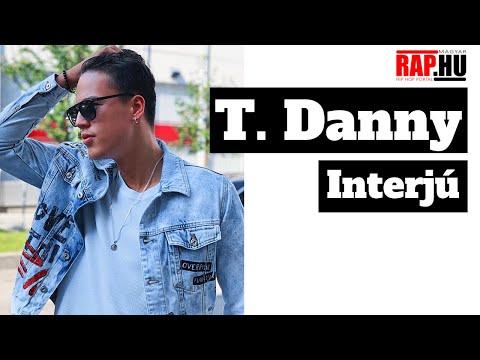 T. Danny interjú ❌ Sikerek, Nevemet, Kállay Saunders, Olimpikonok, Én és Én, T. Danny live