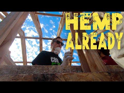 How to make hempcrete – Hemp Already