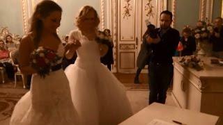 ЛГБТ-свадьба в России: