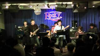 """Morning Dance (SPYRO GYRA)"" played by ""Home Stretch"" on 2nd live.R..."