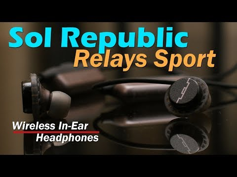 Sol Republic Relays Sport review - Wireless In-Ear Headphones for Rs. 2,829