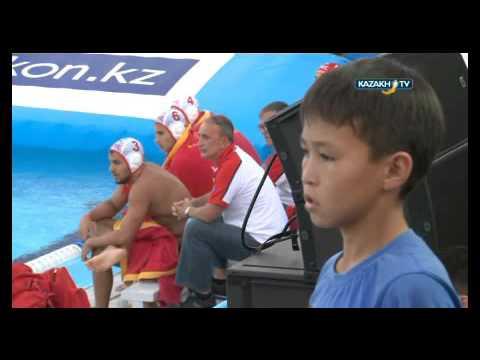 """Sports report"" (01.10.2015)- Kazakh TV- eng"