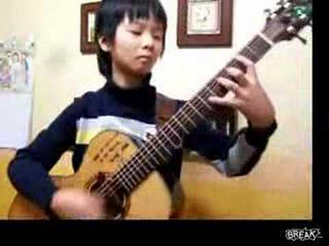 Que Gran Guitarrista