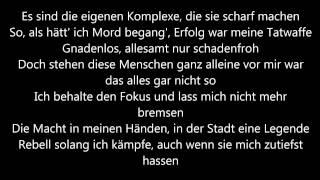 Kc Rebell - Auge Lyrics (Full HD)