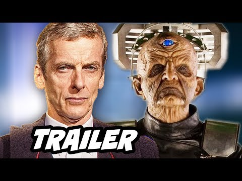 Doctor Who Series 8 Trailer 3 Breakdown - Davros Returns