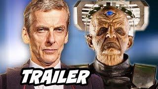 Doctor Who Series 8 Trailer 3 Breakdown - Davros Returns