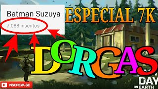 LAST DAY ON EARTH DORGAS ESPECIAL  7K SZ