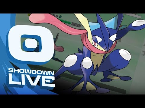 """OST Round 3"" aim vs. The Matter of Dark! Pokemon Ultra Sun & Moon! OU Showdown Live w/PokeaimMD"