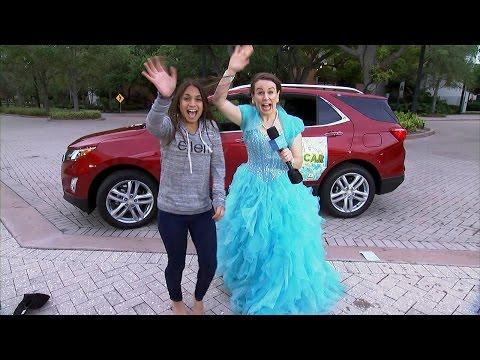 Gina Plays 'Cash at Your Car'!