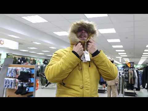 видео: Зимняя куртка-аляска splav «fairbanks» | 5245руб. ($89)