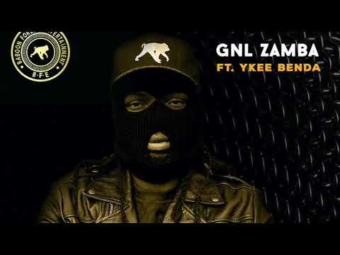 GNL Zamba ft Ykee Benda- Microphone Yange Freestyle 2020
