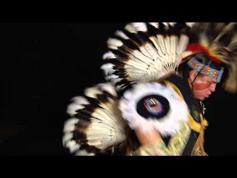 Traditional War Dance - Comanche National Museum