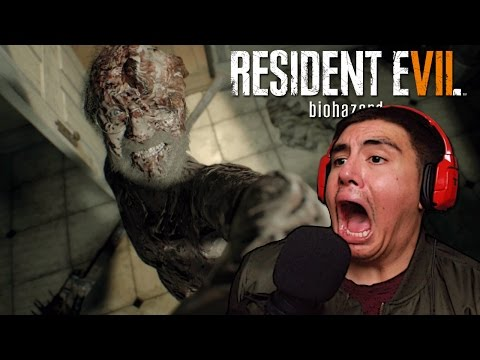 THIS SCARE GOT ME SO BAD I HAD TO PAUSE LMAO | Resident Evil 7 [3]