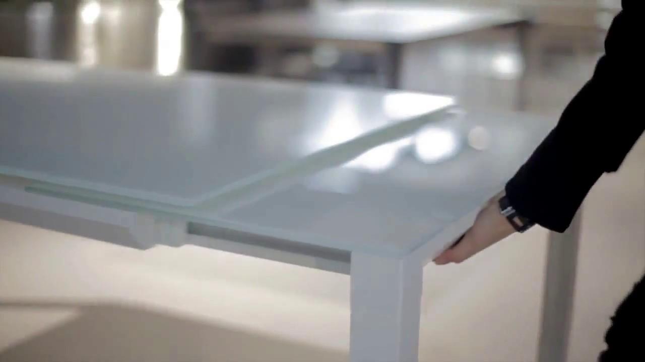 Bonaldo chat tavolo allungabile youtube