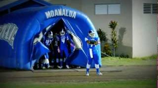 Moanalua High School Football Varsity Entrance 2011 streaming