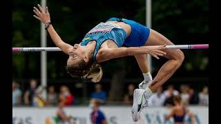 Украинка Магучих с рекордом взяла золото на молодежном ЧЕ по легкой атлетике