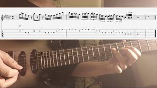 Lick #3: 2 5 1 in Ebm | Tab & Backing Track INCLUDED