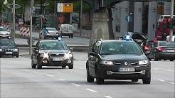 [1500. VIDEO] 26x Zivile Einsatzfahrzeuge Polizei Deutschland (SEK + KriPo + SpuSi) (HD)