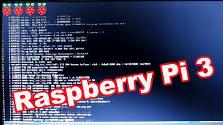 Raspberry Pi 3 Установка операционной системы RASPBIAN