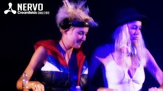 Nervo - Creamfields Chile, 2012