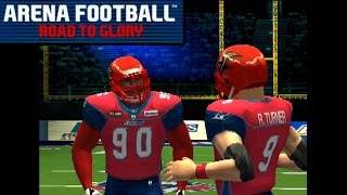 Arena Football: Road to Glory ... (PS2)