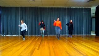 Seven Nation Army (The White Stripes - White Panda Remix) | Choreography Tarik Frimpong.