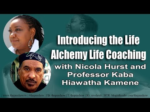 Introducing the Life Alchemy Life Coaching with Nicola Hurst and Professor Kamene