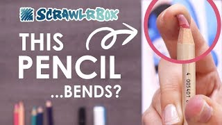 ERASER OR PENCIL?! - June 2018 ScrawlrBox Unboxing