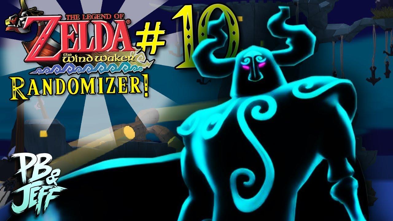 PUPPET GANNON - Zelda Wind Waker Randomizer (Part 10)