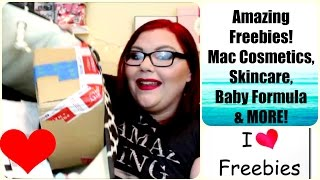 Amazing FREEBIES! Free Products, Samples, Makeup & More!