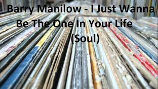 Barry Manilow - I Just Wanna Be The One In Your Life