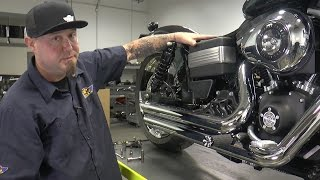How to Install the Vance & Hines Big Shot Staggered Exhaust by J&P Cycles