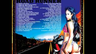 Matthew Doops - Road Runner - Dancehall Mixtape (Clean) (Dec 2012)