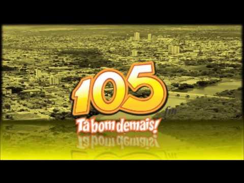 Prefixo - 105 FM - 105,7 MHz - Rondonópolis/MT