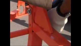 Інструкція по збірці бетономішалки