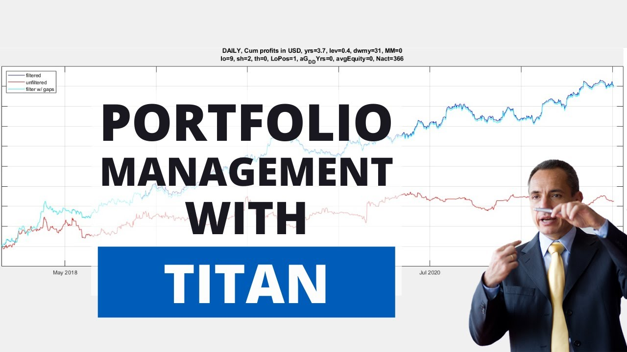 titan trading software
